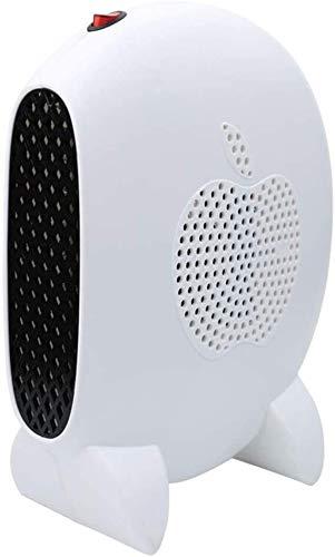 WSJTT Calefactor Calentador doméstico Mini Calentador Calentador de Escritorio Ahorro de energía Calentador Solar Peque?o