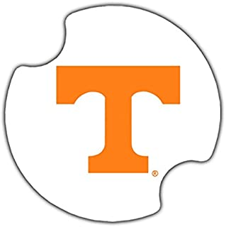 Thirstystone University of Tennessee Car Cup Holder Coaster, 2-Pack