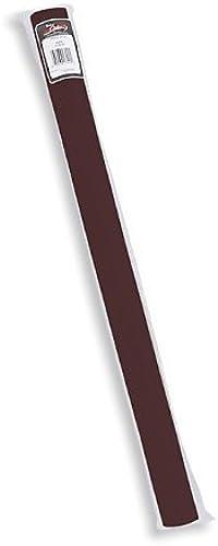 online barato Plastic Plastic Plastic 40 Inches Table Roll Chocolate 100 Feet Roll by Shindigz  la mejor oferta de tienda online