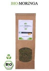Moringa Tee 100g - zertifizierte Bio Qualität (DE-ÖKO-005) (Blattschnitt)