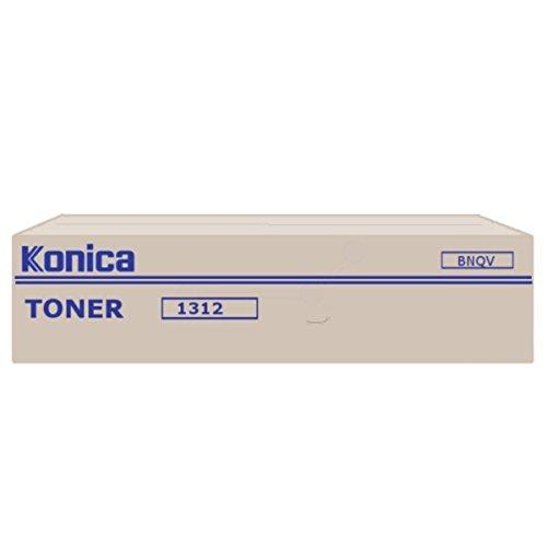Konica Minolta KONT1312 - Cartuchos de tóner, Color Negro