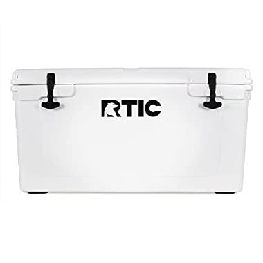RTIC Cooler, 65 qt (White)