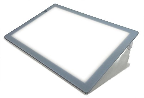 TREVIEWER Super Thin 20.18-inch LED Tracing Light Pad (A3-400)