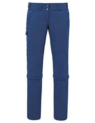 VAUDE Women's Capri ZO Pants Pantalon
