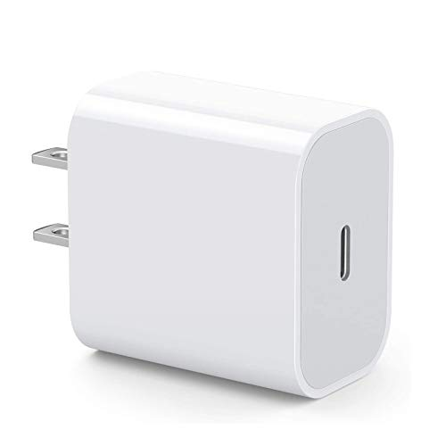 USB C Charger Fast Charging Adapter PD Fast Charger USB C Power Wall Adapter Compatible Phone 12 11 Pro SE 11 Pro Max Xs Max XR X 8 Plus Pad Pro Air Pods Pro