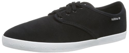 adidas Originals Damen Adria PS Sneakers, Schwarz (Black 1/Black 1/Running White FTW), 39 1/3 EU