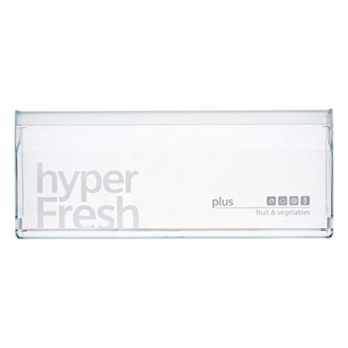 Schubladenblende Blende Frontenblende Frontplatte Platte für HyperFreshPlus Gemüseschale Kühlschrank ORIGINAL Siemens Bosch 11013057