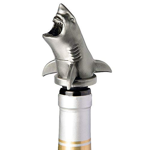 Stainless Steel Shark Wine Aerator Pourer