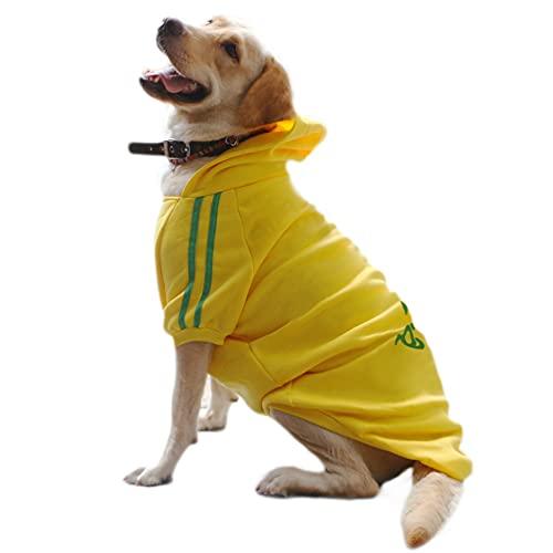 EASTLION Large Dog Warm Hoodies ...