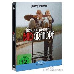 Jackass: Bad Grandpa (Blu ray) Steelbook
