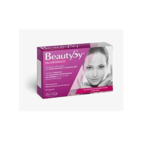 Beauty Sy Ialuronico con acido Ialuronico e Coenzima Q10 30 cps
