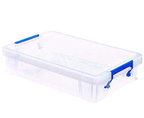 Bankers Box® Plastic Storage Box 5.5