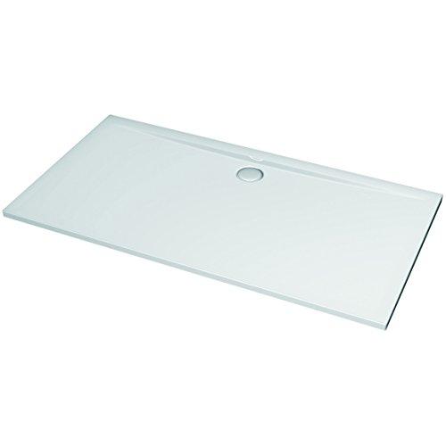Ideaal Standaard Ultra Platte rechthoekige douchebak 1700x800mm K5189, Kleur: Wit - K518901