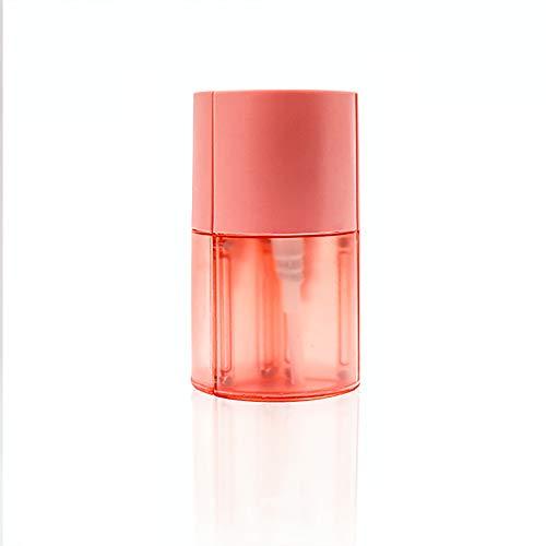 Reisflessen Lekvrij Cosmetische Make-up Reisaccessoires voor Shampoo Conditioner Roze