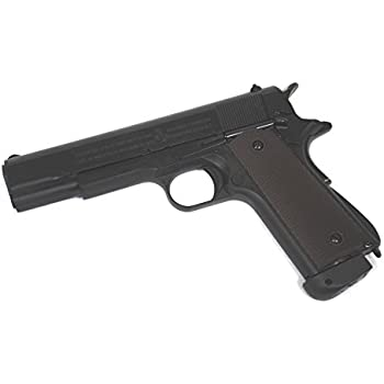 DOUBLE BELL M1911A1 コルトガバメント ブローバック ガスガン ABS樹脂 CO2バージョン No820