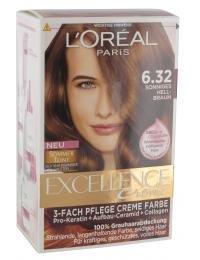 L'Oréal Excellence Creme sonniges Hellbraun 6.32 1 pcs