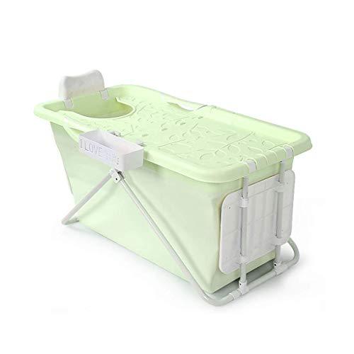 LNDDP Adult Bathtub, Portable Collapsible Bathtub, Foldable Shower Tray, Comfortable Folding Baby Bathtub, Bathtub, Best Gifts
