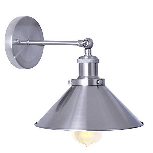 Passica Vintage industriële wandlampen woonkamer koper licht armatuur tinten slaapkamer lamp