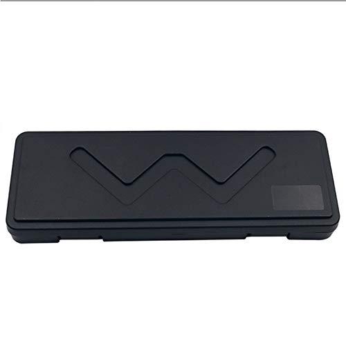 XUSHEN-HU 6 Pulgadas 0-150mm calibradores Digitales de Acero Inoxidable electrónica Digital Vernier de Metal micrómetro Herramienta de medición (Color : Caliper Box)