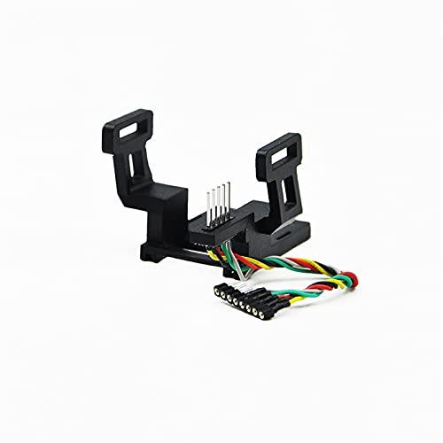 HONG YI-HAT Adattatore modulo for FRSKY Taranis X9 Lite/S con TBS. Fuoco Incrociato R9m2019 xjt. Jumper MultiProtocotocollo Immersio. nrc. Modulo Ghost. cuadricóptero accesorios
