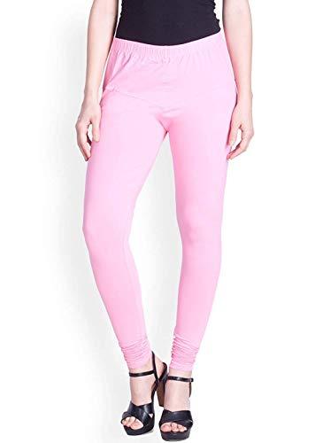 Lux Lyra Women's Cotton Relaxed Fit Churidar Legging (vd_56, Light...