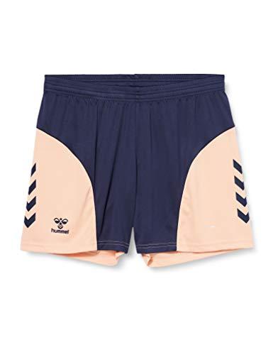 Hummel Damen hmlACTION SHORTS WOMAN Shorts, mehrfarbig, S