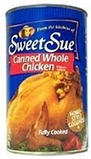 Best whole chicken in a can Reviews
