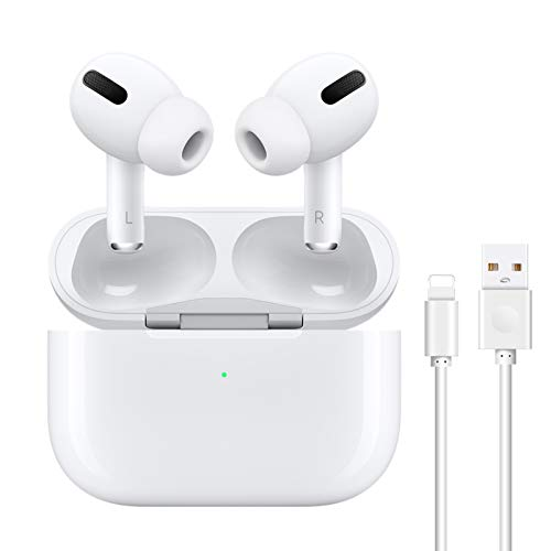 Wireless Earbuds Bluetooth 5.0 Headphones with Charging Case Noise Cancelling 3D Stereo Headphones...