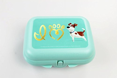 TUPPERWARE To Go Twin mint Pets Box Behälter Größe 2 Brotdose P 18228