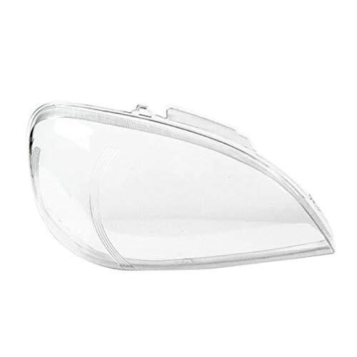 Bestlymood Scheinwerfer Durchsichtige Scheinwerfer Durchsichtige bdeckung Lampen Schirm Scheinwerfer Schale (Rechts) für Mercedes W163 Ml Klasse 2002 2003 2004 2005 1638204961