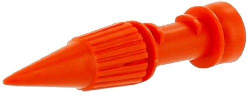 Compressor 0,70 reinigingsstation mm-embout snelwissel voor SP20, oranje