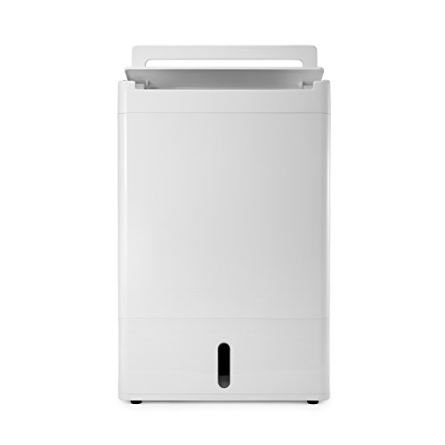 Meaco DD8L Zambezi Desiccant Dehumidifier, 8 Litre, 45/350/650 W, White[Energy Class A]
