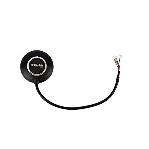 perfeclan NEO-7M Neo 7 con GPS con Soporte para Brújula para APM ArduPilot Mega 2.6