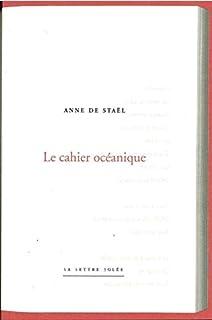 Le Cahier Oceanique (La lettre volée) (French Edition)