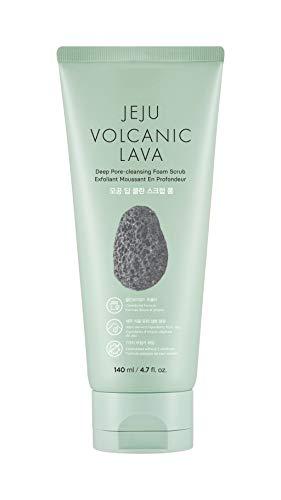 The Face Shop Jeju Volcanic Lava Pore Cleansing Foam