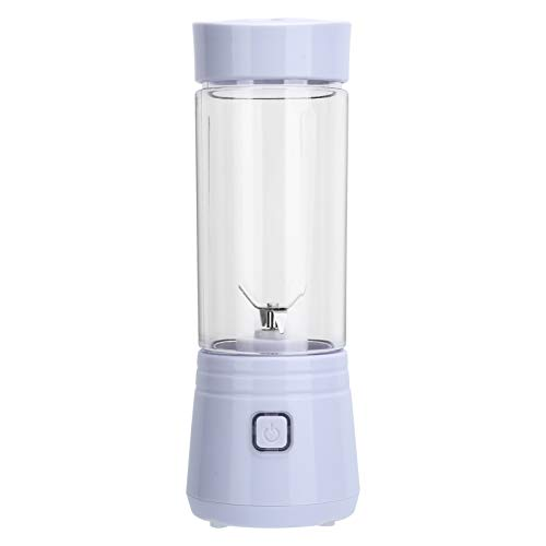 Fruit Juicer, Portable Electric Juicer, Handheld High‑Speed Rotating Motor Rechargeable Practical for Squeeze Juice Make Breakfast Drinks Breakfast Shop Home