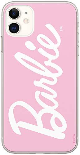 Estuche para iPhone 11 Barbie Original con Licencia Oficial, Carcasa, Funda, Estuche de Material sintético TPU-Silicona, Protege de Golpes y rayones