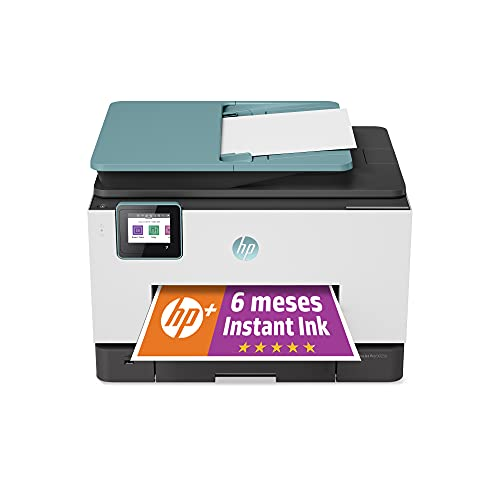 Impresora Multifunción HP OfficeJet Pro 9025e - 6 meses de impresión Instant Ink con HP+