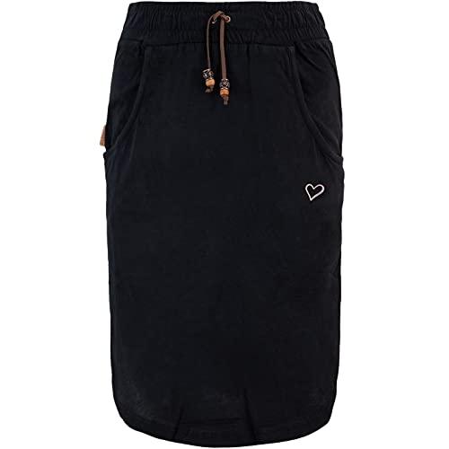 alife & kickin Holly Rock Skirt (M, Moonless, m)