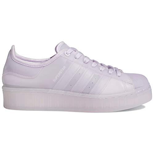 adidas Originals Superstar Jelly Casual Zapatos para mujer Fx4323, Azul (Púrpura / púrpura), 36.5 EU