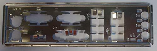 ASUS P7Q57-M DO Blende -Slotblech IO Shield