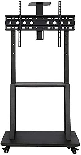WXHHH Soporte para TV/Base para TV Soporte para TV de 32 a 65 Pulgadas con eslabón Giratorio de 90 Grados 4 Niveles de Altura Ajustable (tamaño: B)