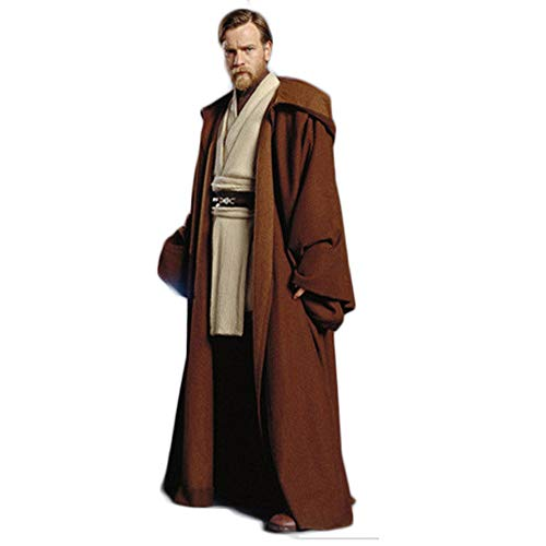 Fanstyle Star Wars Cosplay Disfraz Jedi Knight Establece Traje Anakin Sith Capa Tops Pantalones 7pcs