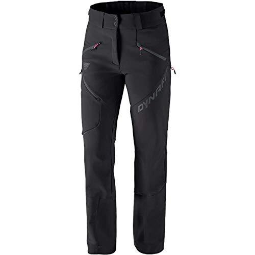 DYNAFIT W Mercury Pro 2 Pants Schwarz, Damen Hose, Größe 42 - Farbe Black Out