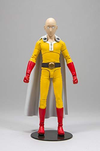 HEO - Gelenkfigur One Punch Man Saitama, Mehrfarbig (McFarlane MCF10281-9)