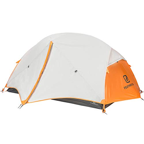 Featherstone Outdoor UL Granite 2 Person Backpacking Tent Lightweight 3-Season...