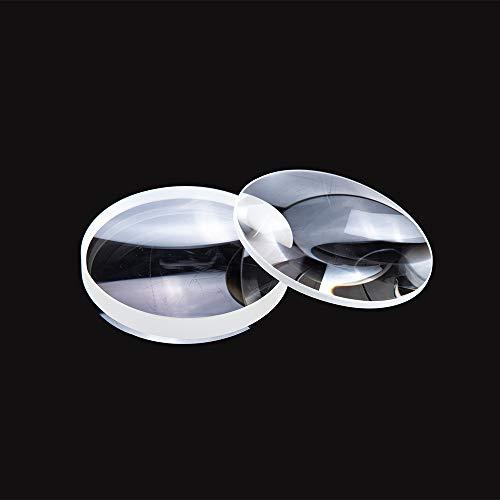 Without brand XXF-gxjz, Astronomische Fernrohr Objektivlinsengruppe Blau Film Durchmesser 50mm Brennweite 360mm Doppel Trennung Refractive Typ