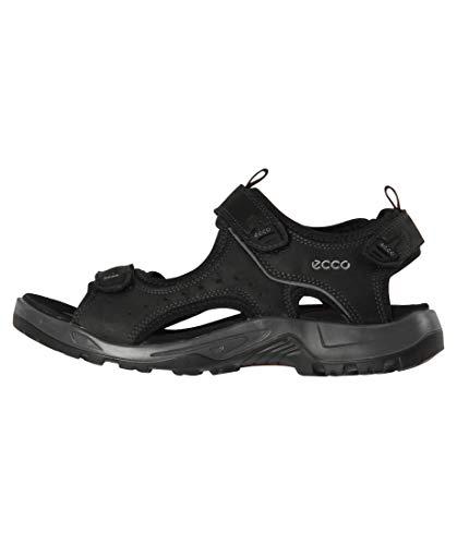 ECCO Offroad, Scarpe Sportive Outdoor Uomo, Nero (Black 12001), 40 EU