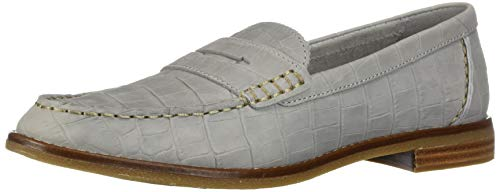 Sperry Top-Sider Seaport Croc Nubuck Penny Loafer Women\'s