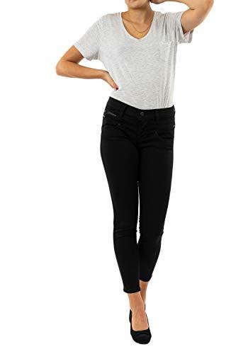 Freeman T. Porter Pantalones vaqueros para mujer Alexa negro XS (24-25)